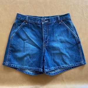 Nautical Jean Shorts